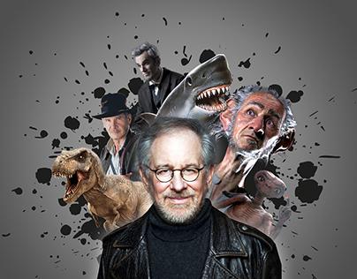 Steven Spielberg artwork