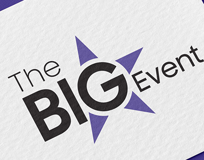 Logo Designing - THE BIG EVENT