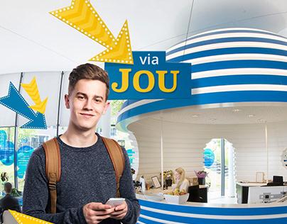 bol.com | recruitment campagne, concept & realisatie