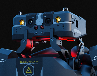 BULGARO CORP robot 01