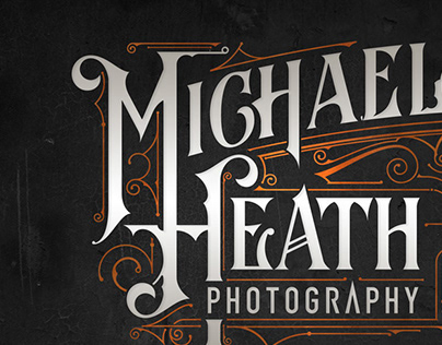Michael Heath Photography | Logo