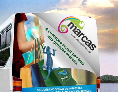 Marcas Comunicação Visual - Spot / Prêmio Aboio 2015