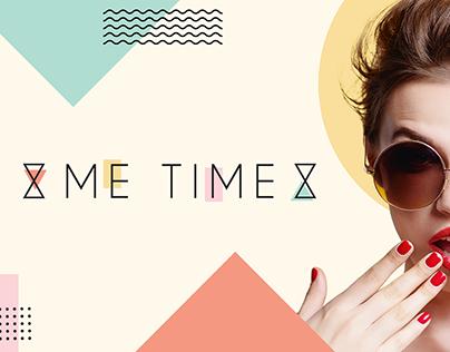 Me Time - Branding
