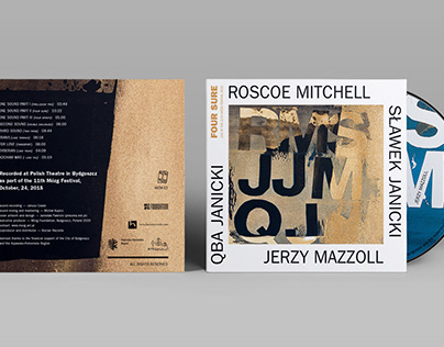 """FOUR SURE"" - MITCHELL/MAZZOLL/JANICKI/JANICKI"