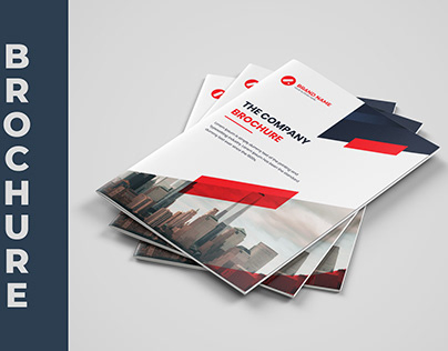 Business Brochure/Company profile design template.