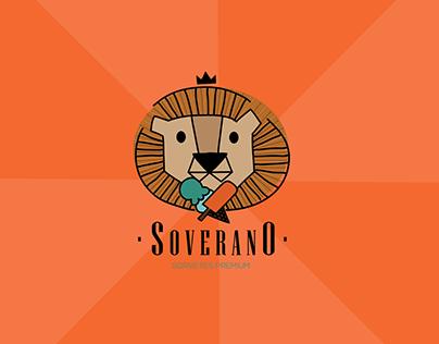 Soverano {logotipo}