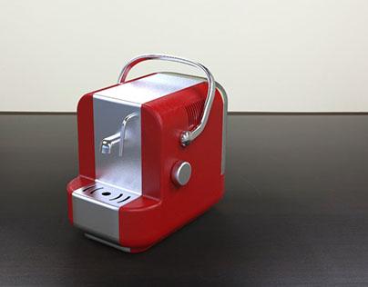 Lavazza a Modo Mio - 3D modelling