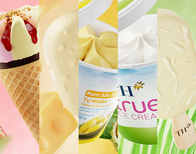 TH true Ice cream Bumper Ads Series