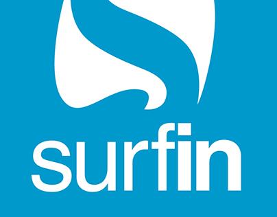 Surf-in Logo