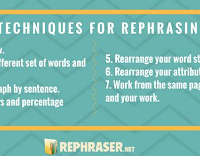 Best Paper Rewriter Tips