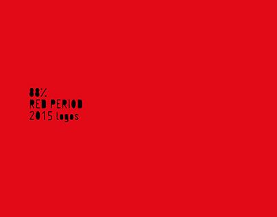Red Period 2015 Logos