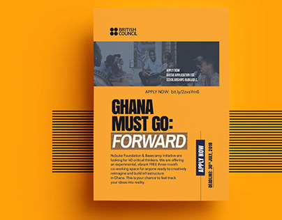 Ghana Must Go: Forward