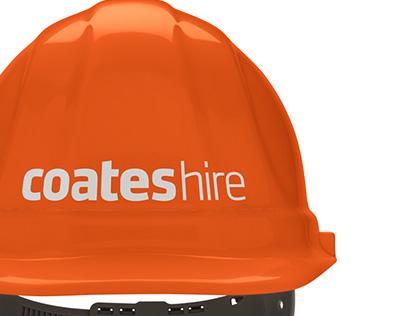 CoatesHire Brand