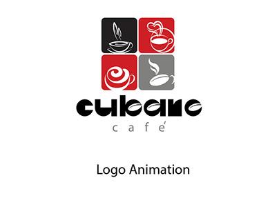 Cubano Logo Animation