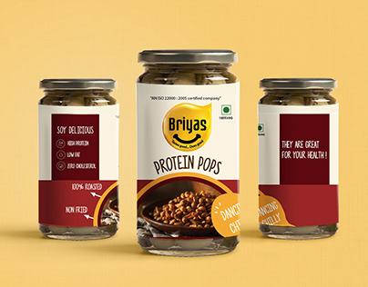 Food Packaging- Soy Nuts