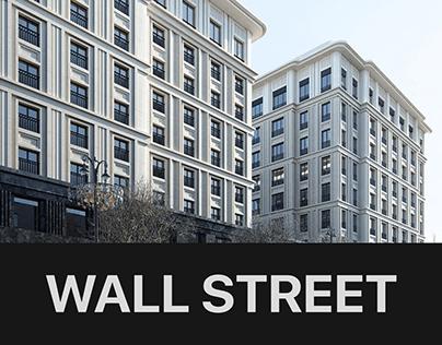Wall Street - Real estate website
