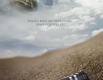 Star Wars VII - Movie Poster Art