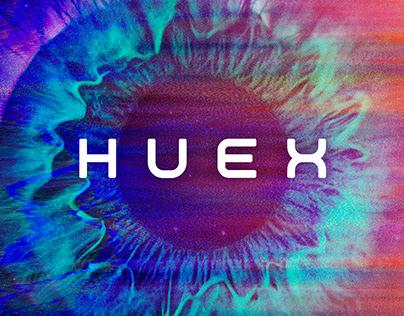 HUEX - Typeface