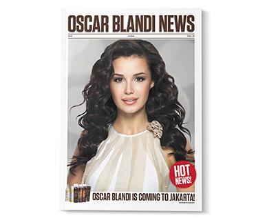 Oscar Blandi Indonesia Press Kit