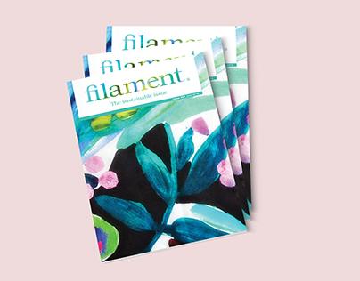 filament.