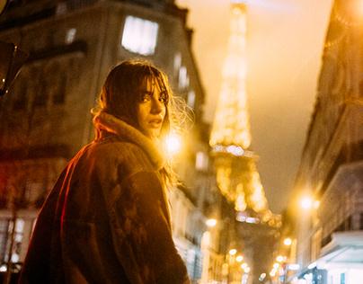 Mara Lafontan in Paris.