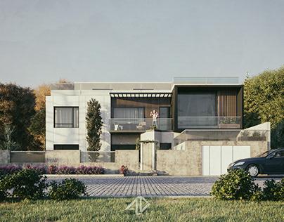 tocchi moderni House