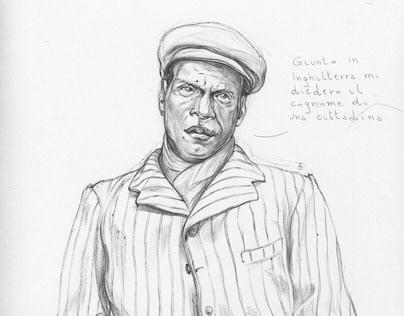 Portrait of a docker