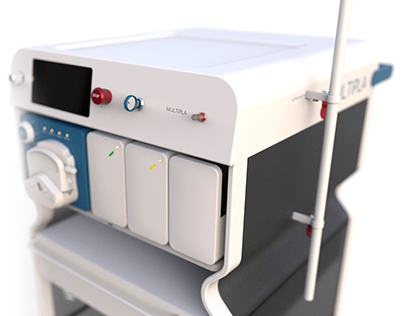 Laser platform for minimally invasive surgery