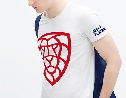 Czech Floorball – brand identity