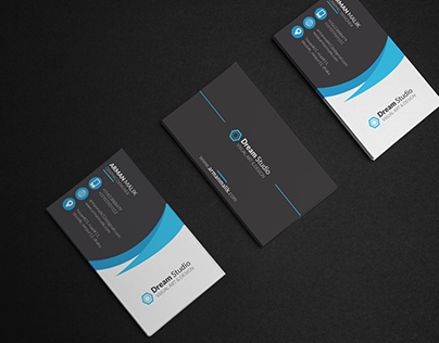 Dream Studio business card