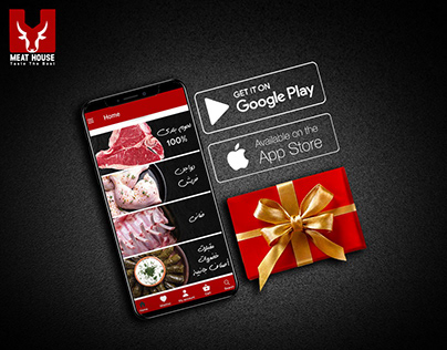 Meat House | App Social Media campaign