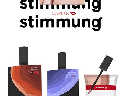 Branding for Cosmetic, 'Stimmung'