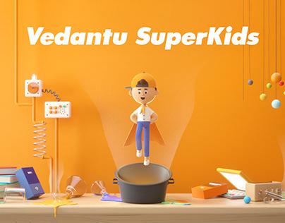Vedantu SuperKids Campaign Video