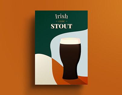 Irish craic stout