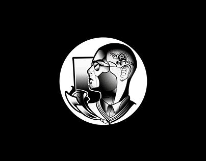 Logo - @gira_tattoo