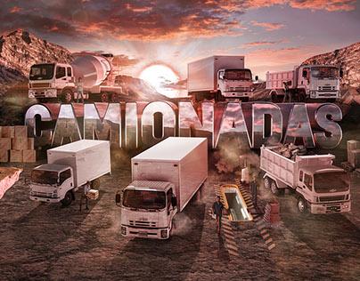 CHEVROLET Campaña Institucional Camiones