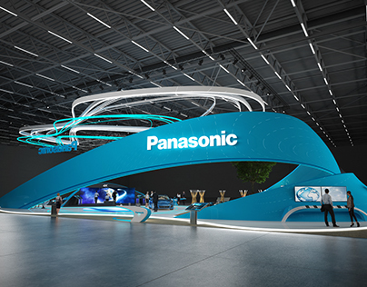 * Panasonic * Stand design *