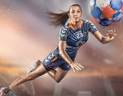 SKC Handball - Calendar pages 1-12