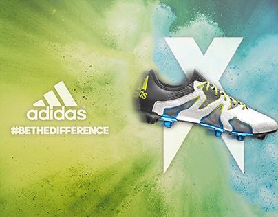 Adidas X 15 SL AD Campaign #PSLS5