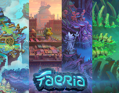 Art Of Faeria Part 2