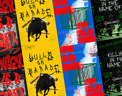 Rage Against the Machine | Poster Collection