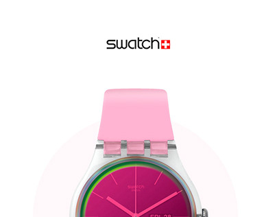 Swatch store redesign concept