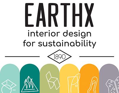 EarthX Poster Design