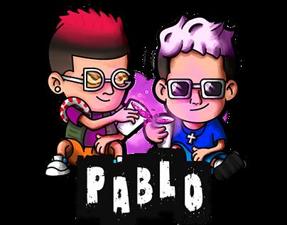 Pablo Video Game