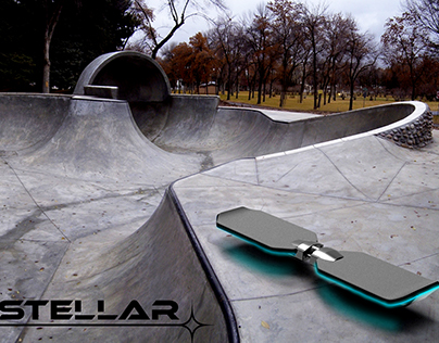 Stellar - The First Extreme Hover Board