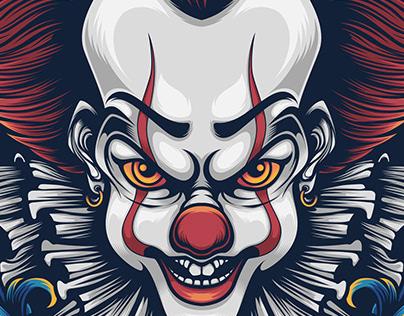 Clown Hallowen