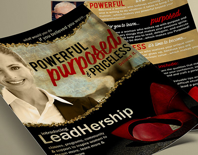 LeadHership Flyer