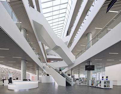 CGI: New Halifax Central Library, Canada