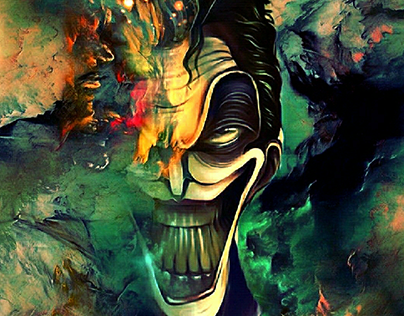 My Jocker by Stone-Kiell