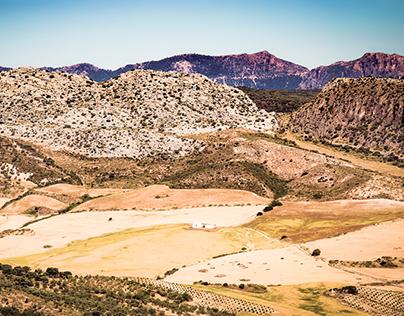 Landscapes of Ronda